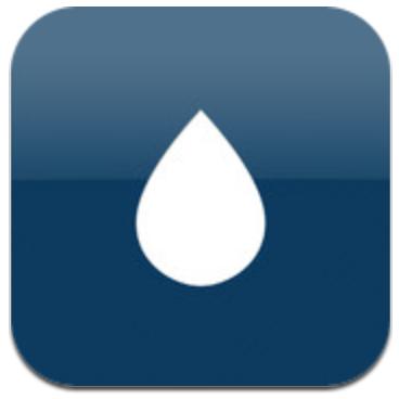 Druppel voor iPhone, iPad en iPod touch