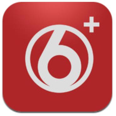 SBS6+ voor iPhone, iPad en iPod touch