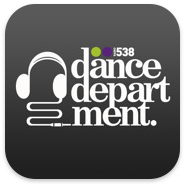 538DanceDepartment voor iPhone, iPad en iPod touch