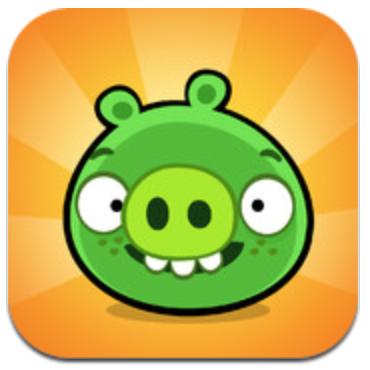 Bad Piggies voor iPhone, iPad en iPod touch