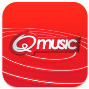 Q-Music voor iPhone, iPad en iPod touch