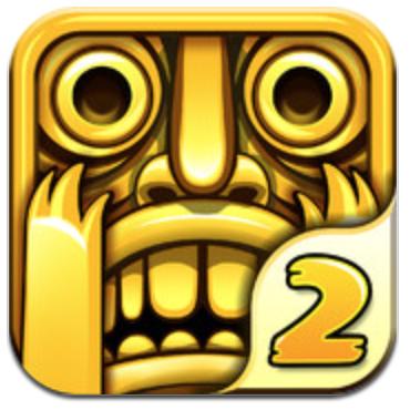 Temple Run 2 voor iPhone, iPad en iPod touch