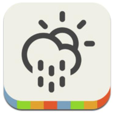 ClearWeather voor iPhone, iPad en iPod touch