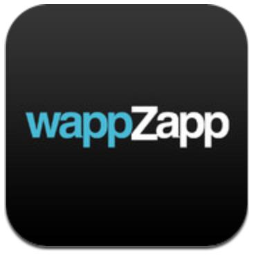 WappZapp voor iPhone, iPad en iPod touch