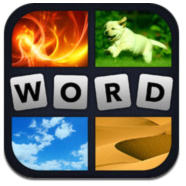 4 Plaatjes 1 Woord voor iPhone, iPad en iPod touch
