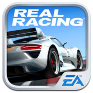 Real Racing 3 voor iPhone, iPad en iPod touch