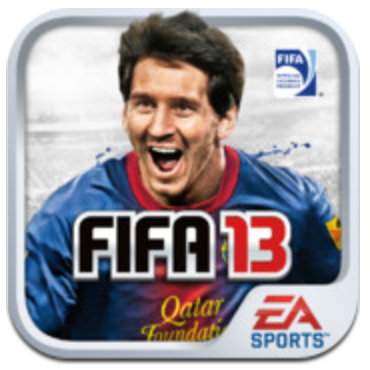 FIFA 13 voor iPhone, iPad en iPod touch