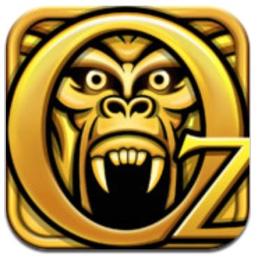 Temple Run: Oz voor iPhone, iPad en iPod touch