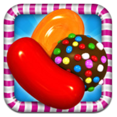 Candy Crush Saga voor iPhone, iPad en iPod touch