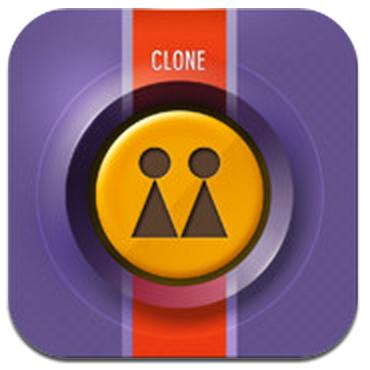 Clone Camera voor iPhone, iPad en iPod touch