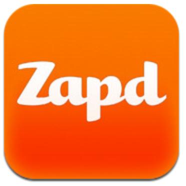 Zapd voor iPhone, iPad en iPod touch