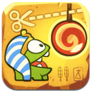 Cut the Rope: Time Travel voor iPhone, iPad en iPod touch
