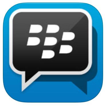 BBM voor iPhone, iPad en iPod touch