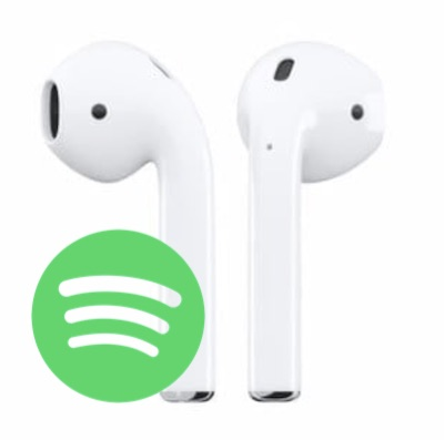 airpods spotify