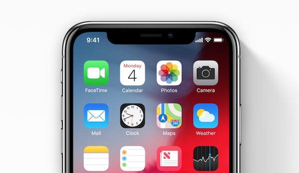 ios 12 iphone beginscherm