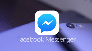 Facebook Messenger iPhone 6