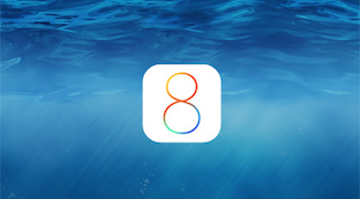 iOS 8 water
