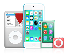 ipods 2014