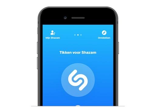 shazam iphone