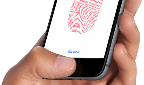 touch id iphone6