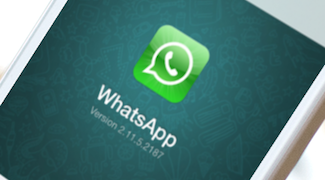 whatsapp iphone 5