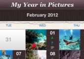 my year in pictures ipad app