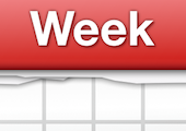week calendar app iphone