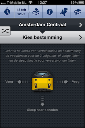 railway nl iphone